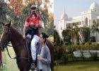 കുഞ്ഞു രാജകുമാരനെ പോലെ തൈമുര്; പട്ടൗഡി പാലസില് ഒന്നാം പിറന്നാള് ഒരുക്കി സെയിഫും കരീനയും, ചിത്രങ്ങള്