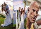റോക്ക് വിവാഹം കഴിച്ചു, തന്റെ 2 മക്കളുടെ അമ്മയെ! ചിത്രങ്ങൾ പങ്കുവച്ച് താരം