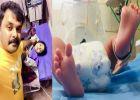 'ഞങ്ങൾക്ക് ഒരു ആൺകുഞ്ഞു ജനിച്ചു, അമ്പിളി സുഖമായി ഇരിക്കുന്നു'! ചിത്രം പങ്കുവച്ച് ആദിത്യൻ
