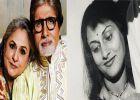 'എന്റെ നല്ല പാതി'! ജയ ബച്ചന്റെ ചെറുപ്പകാല ചിത്രം പങ്കുവച്ച് അമിതാഭ് ബച്ചൻ