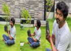 സോഷ്യൽ മീഡിയയിൽ ദളപതി തരംഗം!  വിജയ്യുടെ ഏറ്റവും പുതിയ ചിത്രങ്ങൾ ആഘോഷമാക്കി ആരാധകർ