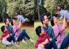 സന്തോഷം മാത്രം നിറയുന്ന സ്നേഹക്കൂട്! ഏറ്റവും പുതിയ കുടുബചിത്രം പങ്കുവച്ച് സംവൃത സുനിൽ