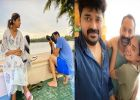 'ചിൻ അപ്...ചിൻ ഡൗൺ...'! നസ്രിയയുടെ ചിത്രം പകർത്തി 'മഹേഷ് ഭാവന': പോസ്റ്റ് വൈറൽ