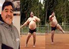 'അയ്യോ...ഇങ്ങനെയായോ ഞങ്ങളുടെ പ്രിയതാരം'! സോഷ്യൽ മീഡിയയിൽ വൈറലായി 'മറഡോണ വിഡിയോ'