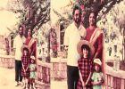 സന്തോഷമുള്ള ഞാന്...! ലോക്ക് ഡൗണ് കാലത്ത് ഓര്മകളിലേക്കു തിരികെ നടന്ന് മലയാളത്തിന്റെ പ്രിയനായിക: ചിത്രം വൈറല്
