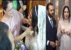 വലതുകാല് വച്ച് അശ്വിന്റെ സ്നേഹക്കൂട്ടിലേക്ക്...! നവവധുവായി അശ്വിന്റെ വീട്ടിലേക്ക് മിയ: വിഡിയോ
