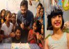 ഹാപ്പി ബെര്ത്ത് ഡേ പാപ്പൂ...! അനാഥരായ കുഞ്ഞുങ്ങൾക്കൊപ്പം കേക്ക് മുറിച്ച്, ഭക്ഷണം വിളമ്പി ബാല: വിഡിയോ