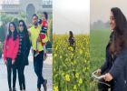 പഞ്ചാബിൽ ഒരു മഞ്ഞുകാലത്ത്...! കുടുംബത്തോടൊപ്പം അവധിക്കാലം ആഘോഷമാക്കി നിത്യ ദാസ്: വിഡിയോ