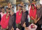 പ്രിയപ്പെട്ടവൾക്ക് ജാഫർ ഇടുക്കിയുടെ സ്നേഹമുത്തം! 25–ാം വിവാഹവാർഷികം ആഘോഷമാക്കി 'ഗാന്ധി സ്ക്വയർ'ടീം: വിഡിയോ