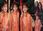 ക്യൂട്ട് ലുക്കിൽ, കണ്ണിറുക്കി ചിരിച്ച് 'കുട്ടിത്തല'! ആദ്വിക്കിന്റെ പുതിയ ചിത്രങ്ങൾ ആഘോഷമാക്കി സോഷ്യൽ മീഡിയ