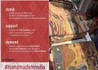 ഭാവി ജീവിതം ഭാസുരമാക്കാന്, നമ്മുടെ നാടിന്റെ സ്റ്റൈല്!  ഫാഷന്റെ അവസാന വാക്കായി 'ഹാന്ഡ് മേഡ് ഇന് ഇന്ത്യ'
