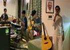 'ഡാഡാ പറഞ്ഞത് ഹെൽപ്പ് ചെയ്തു, എന്റെ മൂഡ് ഓഫ് മാറി'; മകളുടെ മെസേജ് നൽകിയ മോട്ടിവേഷനുമായി എബി