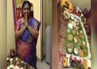 വീട്ടിലേക്ക് വരുന്ന മരുമകനെ സ്വീകരിക്കാൻ 67 വിഭവങ്ങളുമായി ഗംഭീര സദ്യയൊരുക്കി വീട്ടമ്മ! വിഡിയോ വൈറൽ