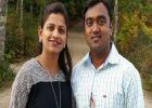 ബാൽക്കണിയിൽ നിന്ന് കരഞ്ഞ് നാലുവയസുകാരി: അകത്ത് കുത്തേറ്റ് പിടഞ്ഞ് ഗർഭിണിയായ അമ്മ: യുഎസിൽ ഇന്ത്യൻ ദമ്പതികൾ മരിച്ച നിലയിൽ
