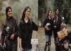ഞാനും മോളും ഇങ്ങ് ലഡാക്കിലെത്തി കേട്ടോ: ബുള്ളറ്റില് കാശ്മീരിലേക്കുള്ള റൂട്ടുപിടിച്ച അമ്മയും മകളും ഇതാ ഇവിടെ വരെ
