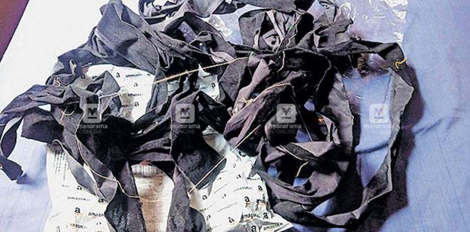 599 രൂപ വിലയുള്ള അഞ്ചു ചുരിദാർ ഓർഡർ ചെയ്തു; പാഴ്സലിൽ വന്നത് കൂടു നിറയെ തുണിക്കഷ്ണങ്ങൾ! ഓൺലൈൻ തട്ടിപ്പിനിരയായി യുവാവ്