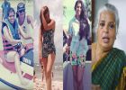 'ഈ സീൻ നുമ്മ പണ്ടേ വിട്ടതാ': 70ൽ സ്വിം സ്യൂട്ട്; പരിഹസിച്ചവരുടെ വായടപ്പിച്ച് രാജിനി ചാണ്ടി