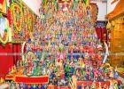 പ്രതിമകളുടെ കൂട്ടത്തിലെ ചെട്ടിയാർ–ചെട്ടിച്ചി ബൊമ്മകൾ... അതിനു പിന്നിലെ കഥ: ബൊമ്മക്കുലുവിന്റെ  വിശേഷങ്ങൾ പങ്കിട്ട് ഇവർ