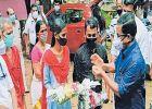 'റഹ്മാന് പല ദിവസങ്ങളിലും ജോലിയില്ല, സജിതയുടെ കാൽമുട്ടിന് ശസ്ത്രക്രിയ': ഇരുവർക്കു മുന്നിലുള്ളത്