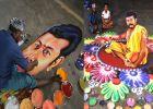അകാലത്തില് പൊലിഞ്ഞ സുഹൃത്തിന് ആദരം; 12 വയസുള്ള മകനെ സാക്ഷിയാക്കി അച്ഛന്റെ ത്രീഡി ചിത്രം വരച്ച് ഡാവിഞ്ചി സുരേഷ്