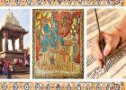 സ്വർണ്ണമുഖിയിലെ വർണ്ണങ്ങൾ: ഇന്ത്യൻ ഹെറിറ്റേജ് കലംകാരി