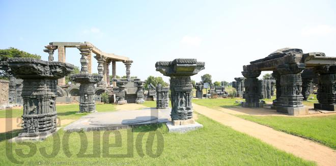 തെലങ്കാനയിലെ ഹംപി, കാകതീയസാമ്രാജ്യത്തിന്റെ  അവശേഷിപ്പുകൾ തേടി   ഒരു യാത്ര
