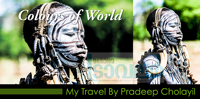 My Travel By Pradeep Cholayil