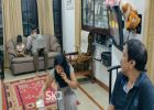 സ്വന്തം മകളെ വീട്ടുജോലിയിൽ സഹായിക്കാതിരുന്നതിൽ മാപ്പ് ചോദിക്കുന്ന അച്ഛൻ ; സ്ത്രീകളേറ്റെടുത്ത 'ഷെയർ ദ റെസ്പോൺസിബിലിറ്റി' കാണാം