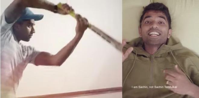 'സച്ചിൻ ടെൻഡുൽക്കറല്ല, സച്ചിൻ ബേബി' ; രസകരമായി ഇൻട്രോയുമായി സച്ചിൻ ബേബിയുടെ യൂട്യൂബ് ചാനൽ