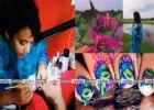എൻജിനിയറിങ് വിട്ടെറിഞ്ഞ് നെയിൽ ആർട്ടിലേക്ക്, ഇപ്പോൾ സ്വന്തം പേരിൽ ഏഷ്യൻ ബുക് ഓഫ് റെക്കോർഡ് ; പുതിയ വിജയങ്ങൾ നേടിയ രാഖി ഗിരിശങ്കറിന്റെ വിശേഷങ്ങൾ